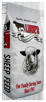 Sheep Feed - Lowes Pellets & Grain, Inc